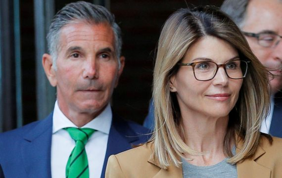 Lori Loughlin's husband is asking to serve the rest of his prison sentence at home after he spent 56 days in solitary confinement over COVID-19 concerns