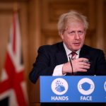 Boris Johnson signals 'tougher' measures are ahead for the UK as coronavirus variant spreads