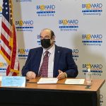 Broward mayor asks DeSantis to allow COVID-19 vaccine be given to residents 55 and older