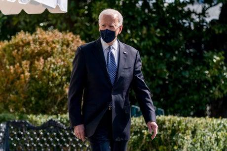 Biden says his administration could hit 200m Covid-19 vaccines administered in first 100 days