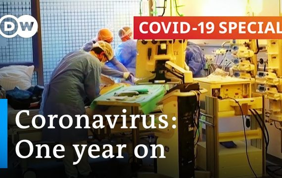 Coronavirus Germany: Where do we stand one year on?   COVID-19 Special