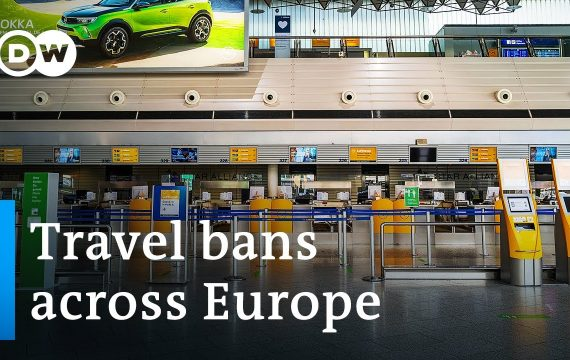 Germany imposes strict travel ban to keep out COVID variants   DW News