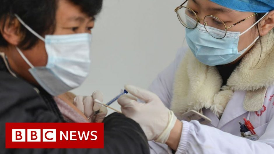 Chinese Covid vaccines 'don't have high protection rates', official says – BBC News