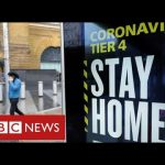 "Millions more in England in toughest Tier 4 as Covid cases rise at ""dangerous rate""- BBC News"