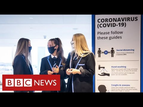 1 in 5 secondary school pupils at home due to coronavirus in England – BBC News