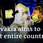 Slovakia moves to test entire population for coronavirus | DW News
