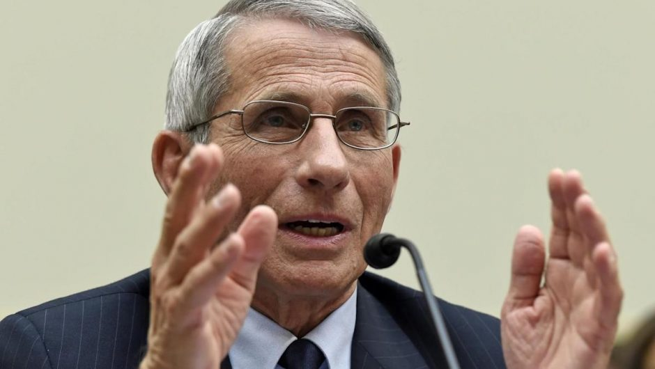 Fauci recommends COVID-19 treatment DeSantis was slammed for promoting