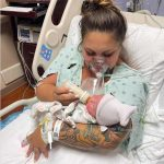A Florida woman gave birth while battling Covid-19. She died days later.