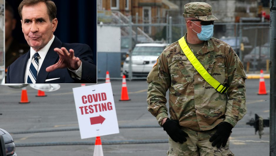Pentagon requires US military to get COVID-19 vaccine