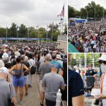 Long lines at US Open after COVID-19 vaccine mandate