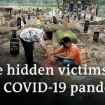 Growing number of children orphaned by COVID-19 | DW News