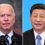 Biden talks with Chinese leader Xi — but doesn't discuss COVID-19