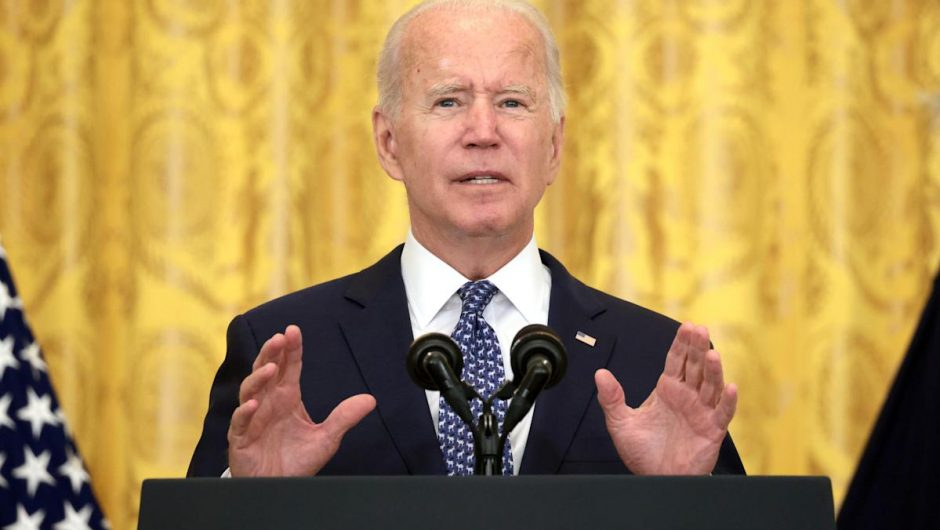 Is Biden's COVID-19 vaccine mandate a law? What happens to those who don't get the shot?