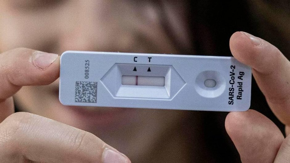 An unexpected breakthrough COVID-19 test brings home what it takes to stop the spread