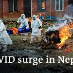 Skyrocketing COVID-19 deaths and infections in Nepal   DW News